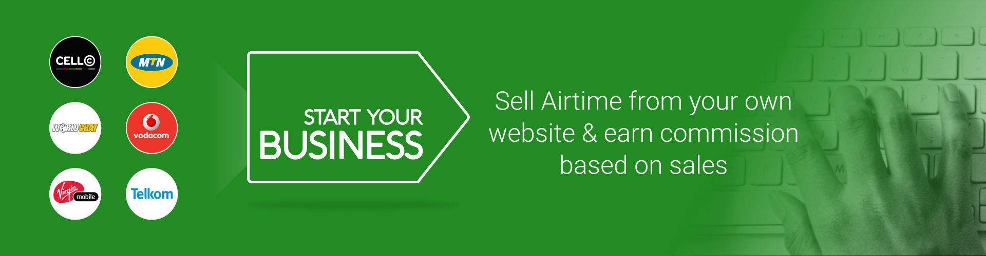 Start your own airtime business